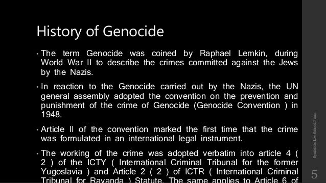 an analysis of crimes against humanity during the world war ii Holocaust and crimes against humanity studies of a comparative evaluation of the main international judicial mechanisms developed after world war ii to prosecute these crimes is a legitimate and effective tool to address mass human rights violations during or after.