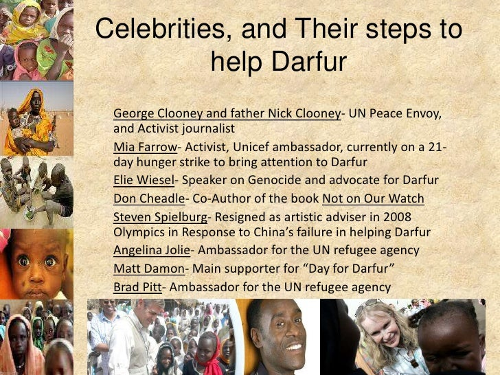 genocide crisis in darfur