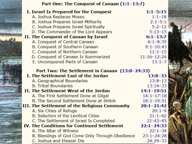 Difficult moral issues: Genocide of the Canaanites Slide 2