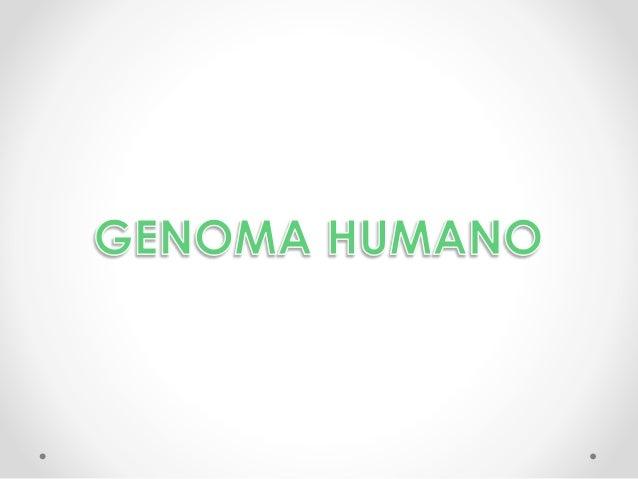 O QUE É UM GENOMA ? O termo foi criado em 1920, por Hans Winkler, um professor da Universidade de Hamburgo.