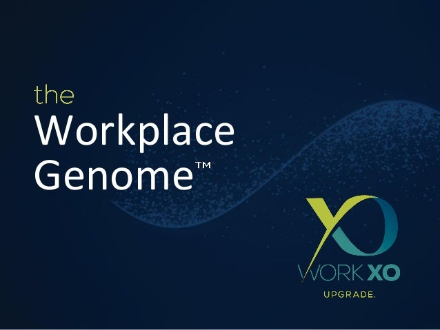 Workplace Genome