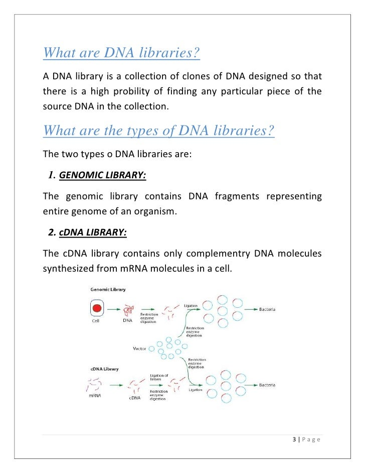 dnalibrary