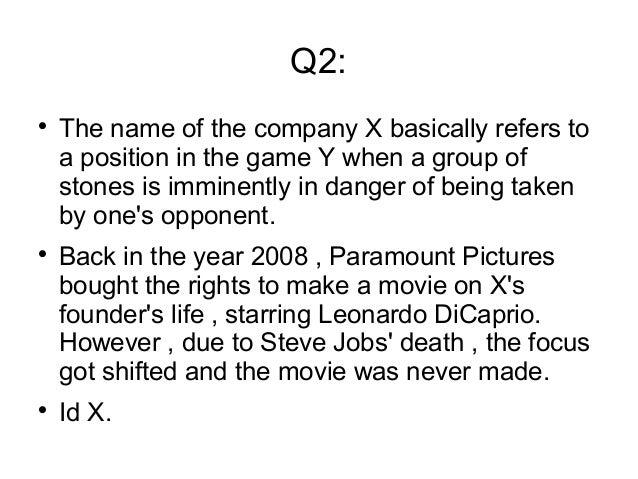 Q3:  Put Funda.