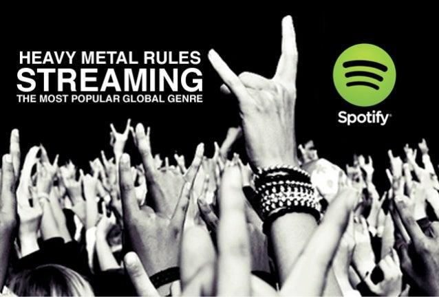 Loyalty in Streaming Music Genres