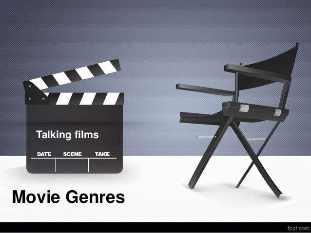 Movie Genres Talking films