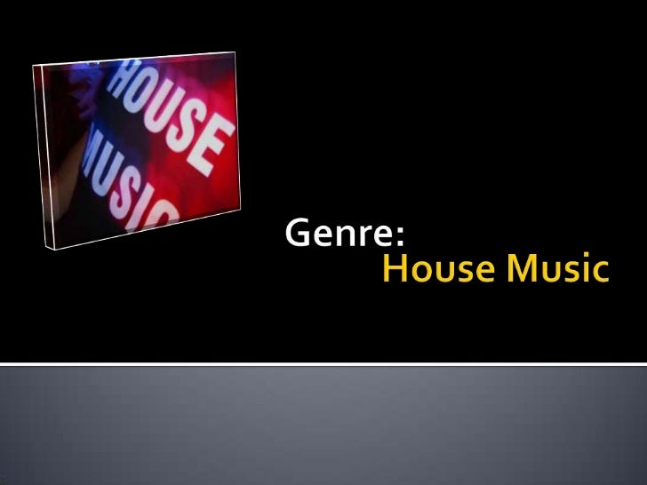    House music is a genre of electronic dance music    that originated in the American city of Chicago,    Illinois in th...