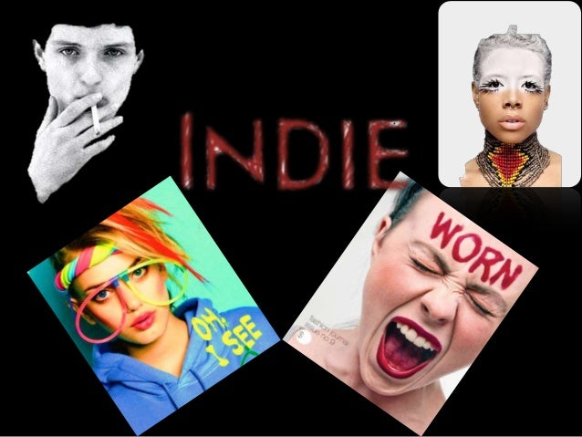 Indie was originally shortened from the word ‗independent'in the 1950s and 60s. In a world where huge labelsdominated the ...