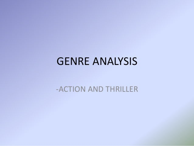 genre analysis For this rhetorical analysis i have done research on two electronics engineering documents commonly referred to as project proposals the first project proposal that was reviewed was for security guard.