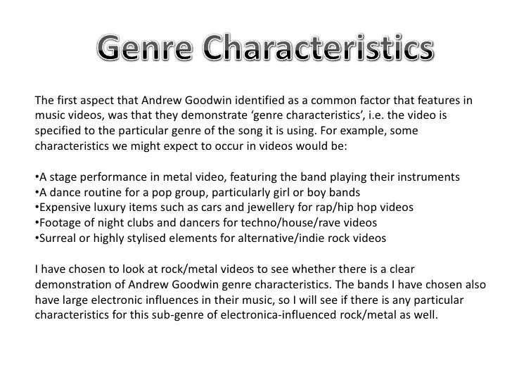 genre features This is a list of genres of literature and entertainment, excluding genres in the visual arts genre is the term for any category of literature or other forms of art or entertainment, eg music, whether written or spoken, audio or visual, based on some set of stylistic criteria.