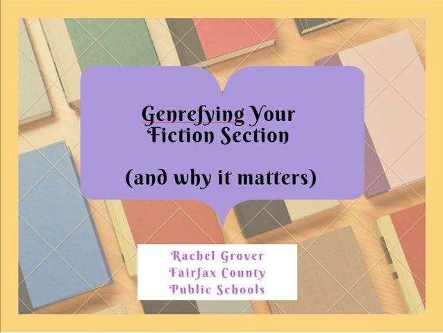 Where are We Going? - Is Genrefying New? - My Story - Benefits of Genrefying - Tips, Tricks, and Getting Started - Going F...