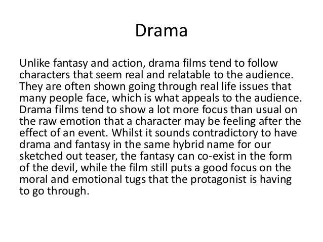 Drama Definition