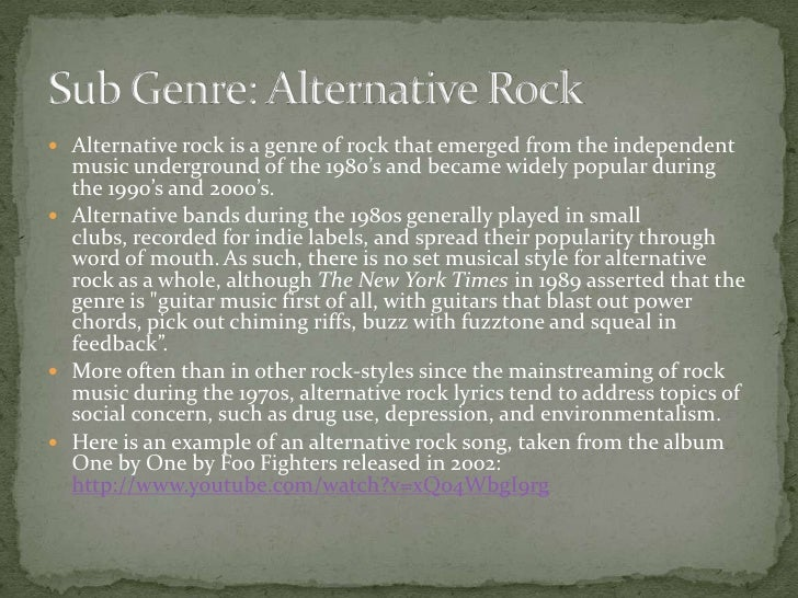 rock n roll research Essay rock n roll and 20th century culture according to philip ennis, rock n roll emerged from the convergence of social transformations which resulted from world war ii (ryan 927.