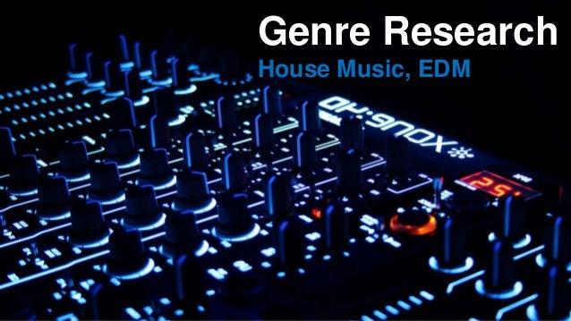 genre music