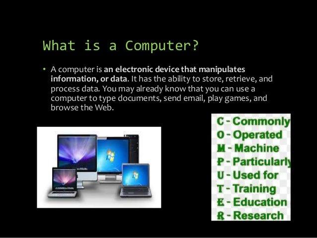 Generations of computers Slide 2