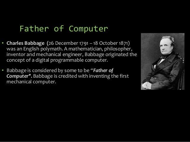 Generations of computers Slide 3