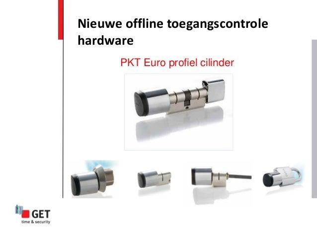 Nieuwe offline toegangscontrolehardware      PKT Euro profiel cilinder