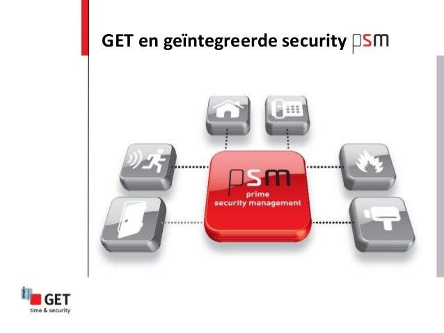 GET en geïntegreerde security