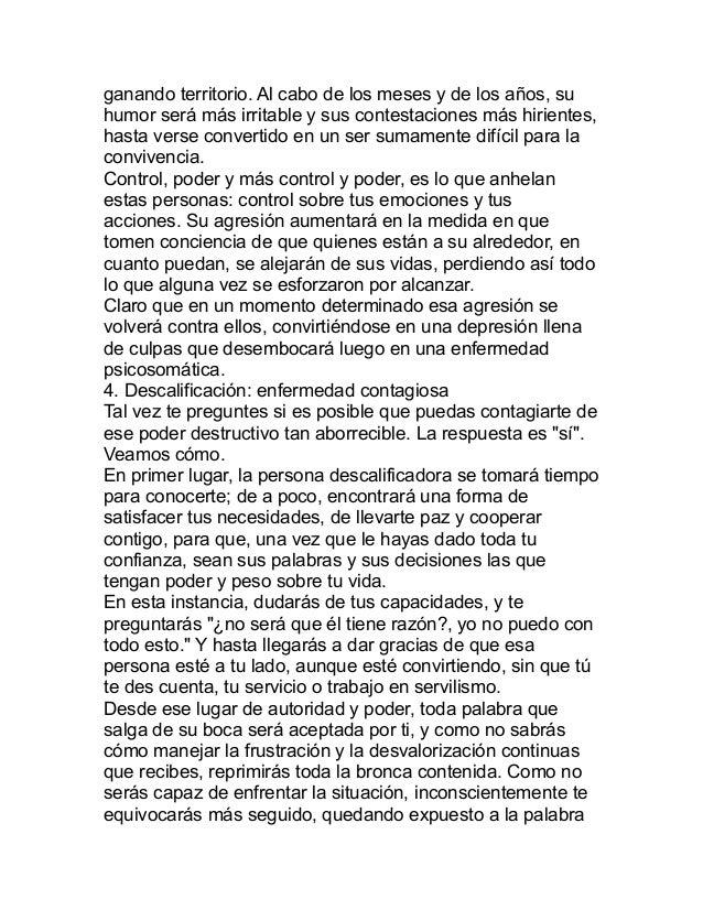 Gente Toxica Bernardo Stamateas
