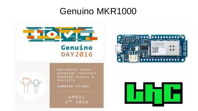 Genuino MKR1000