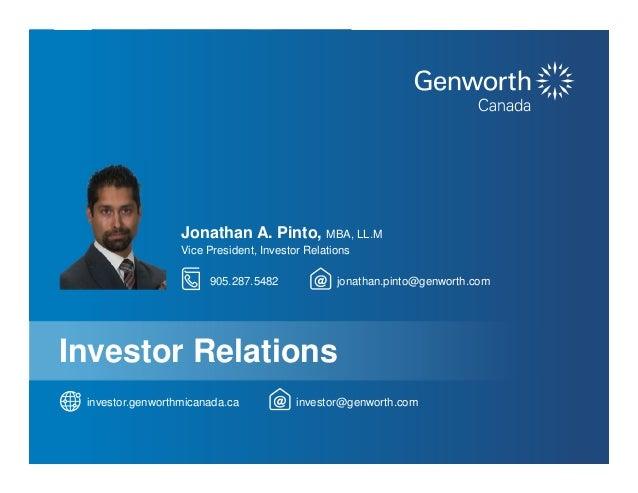 Genworth 2015 investor day final2