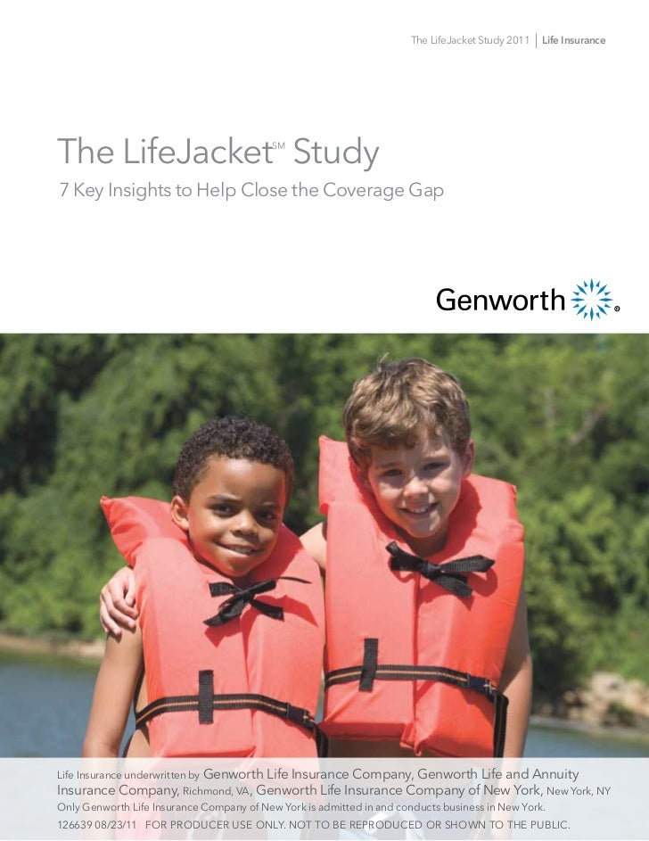 the LifeJacket study 2011   I Life Insurance   the LifeJacket study                       sM   7 Key Insights to help Clos...