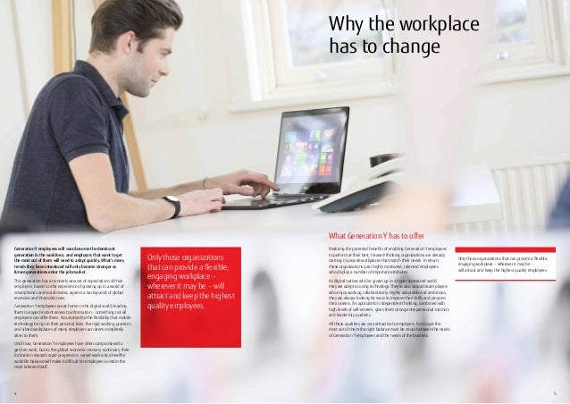 Why the workplace has to change Slide 3
