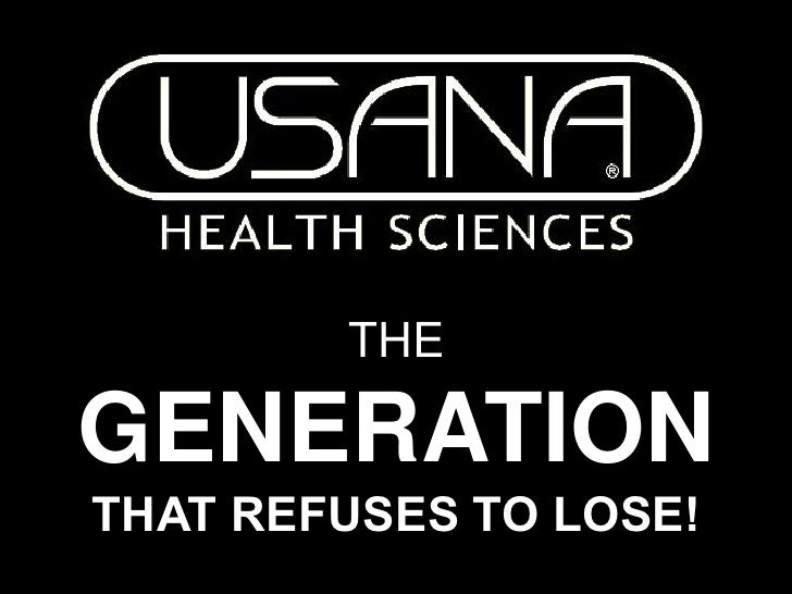 THEGENERATIONTHAT REFUSES TO LOSE!