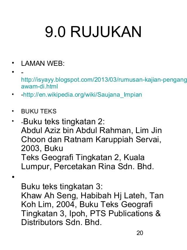 Kerja Kursus Geo 2013 Don T Copy