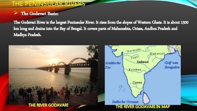  The Kaveri Basin: The Kaveri river rises in the Brahmagiri Range of Western Ghats and drains into the Bay of Bengal. It ...