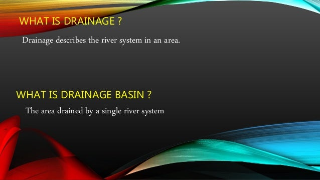 PPT on India's Drainage System (River System)  Slide 2