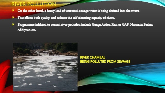 PPT on India's Drainage System (River System)