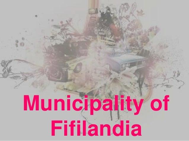 Municipality of  Fifilandia