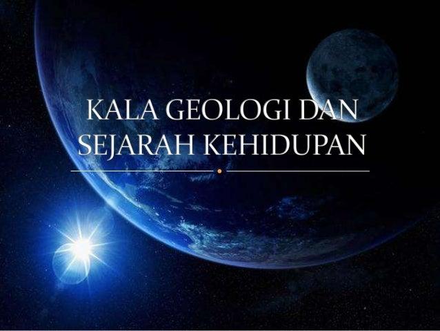 Banyak ilmuwan yang berupaya untuk mengetahui umur bumi. Umur bumi serta pembagian masa dalam perkembangan bumi dapat di k...