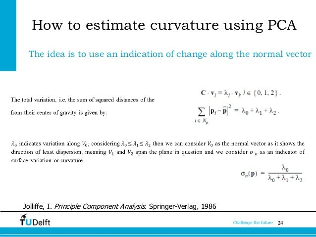 Point Cloud Processing: Estimating Normal Vectors and Curvature Indic…