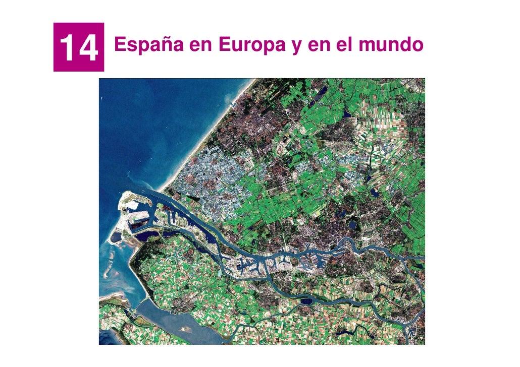 14   España en Europa y en el mundo
