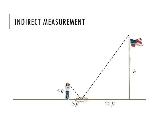 Indirect Measurement Worksheet: Indirect Measurement Worksheets   Rringband,
