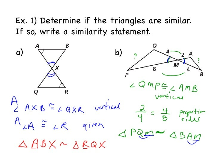 Geometry Chapter 7 Test ReviewReview Game Flash Version