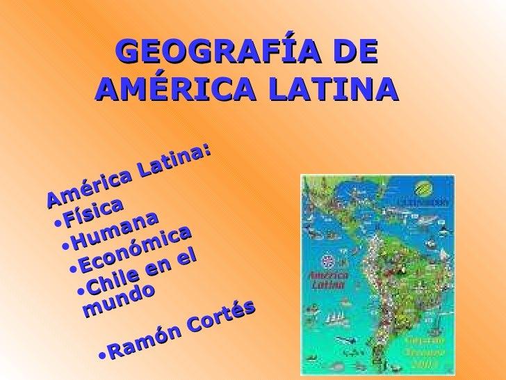 geografia de america latina fisica quantica - photo#4