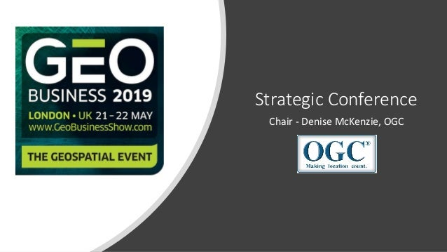 Strategic Conference Chair - Denise McKenzie, OGC