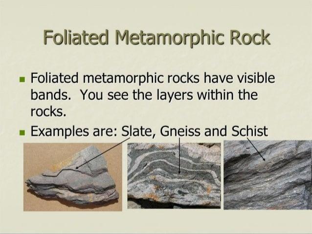 Geo Chemistry Of Metamorphic Rock In Pakistan