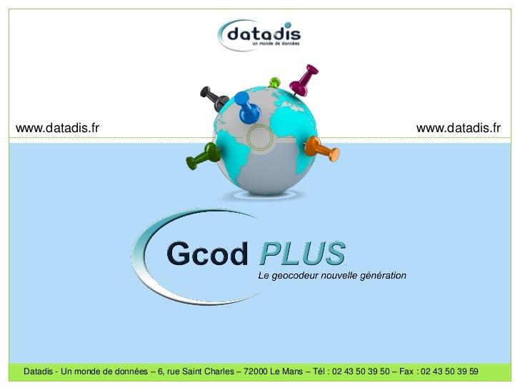 www.datadis.fr                                                                                     www.datadis.fr Datadis ...