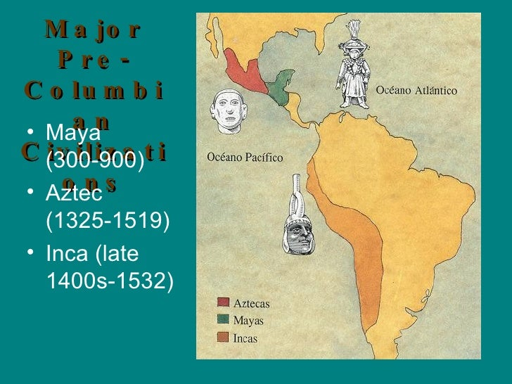 Geographic Determinism In Latin America on 12 Early Civilizations