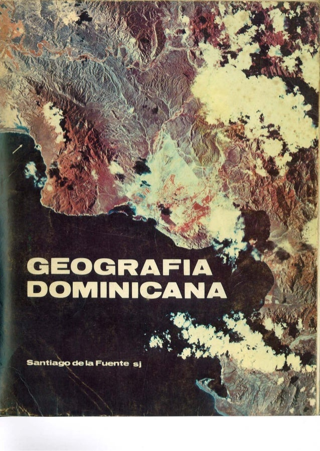 Geologia Dominicana