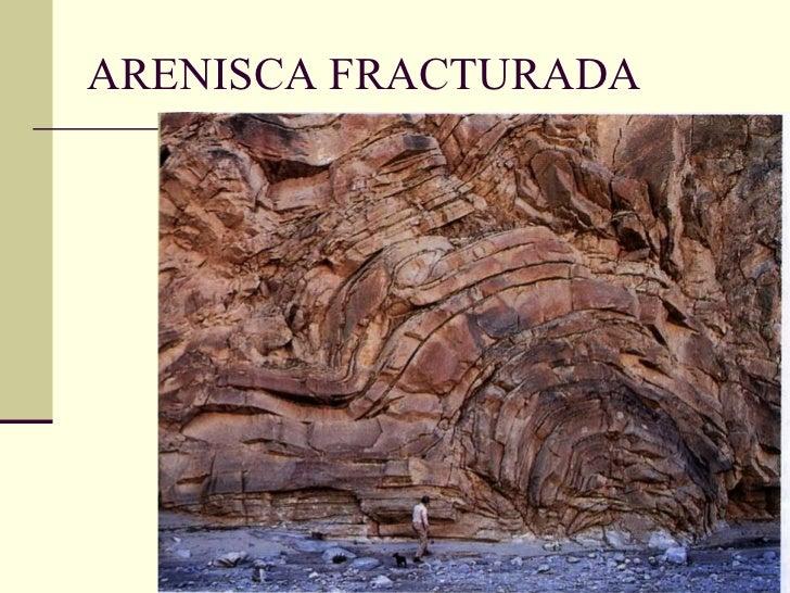 ARENISCA FRACTURADA