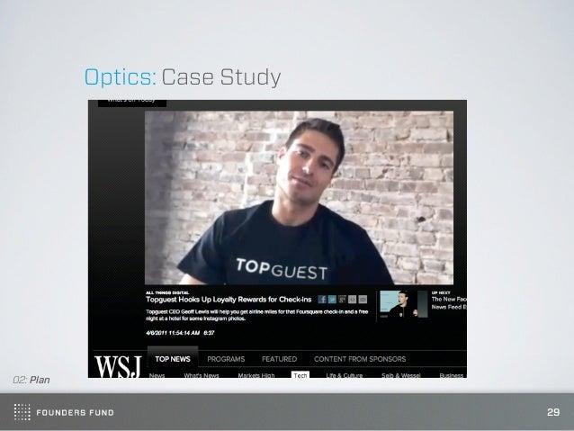 Optics: Case Study02: Plan                                29