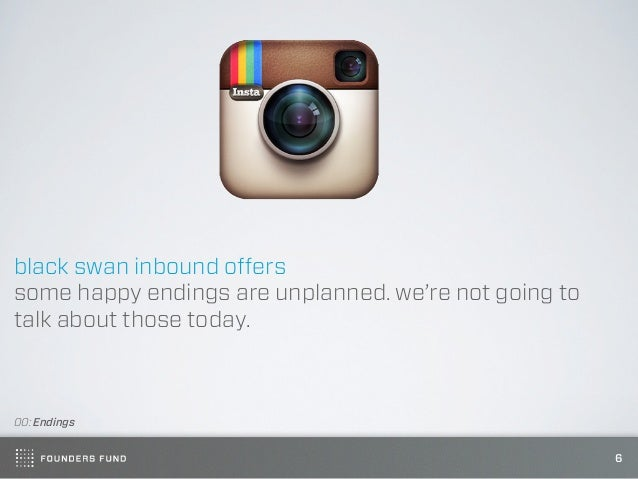 black swan inbound offerssome happy endings are unplanned. we're not going totalk about those today.00: Endings            ...