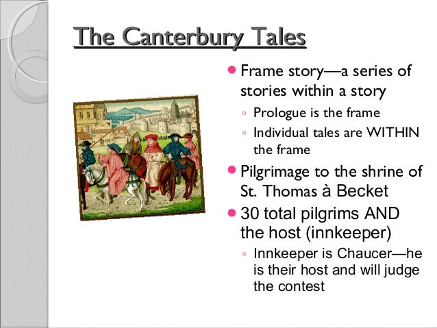 several unique and diverse characters in the canterbury tale by geoffrey chaucer Curious walks around london immortalised as the inn which chaucer makes the starting point for his pilgrims in the canterbury tales this name is unique.