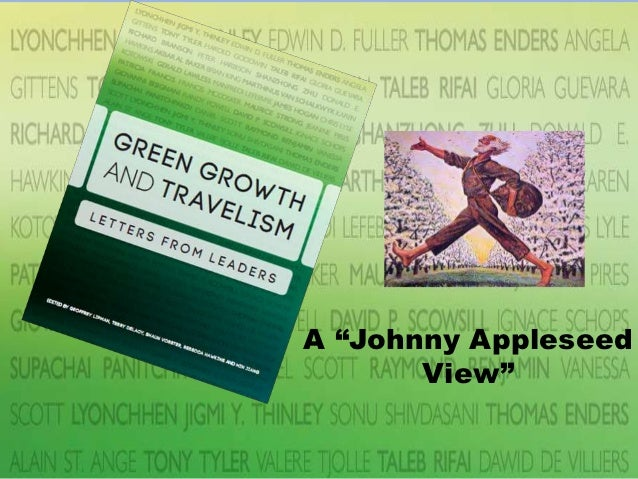 """A """"Johnny Appleseed       View"""""""