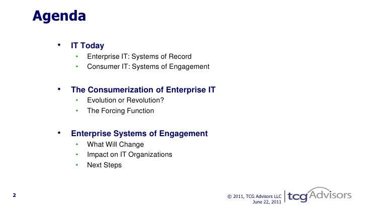 Geoffrey Moore - The Future of Enterprise IT Slide 3