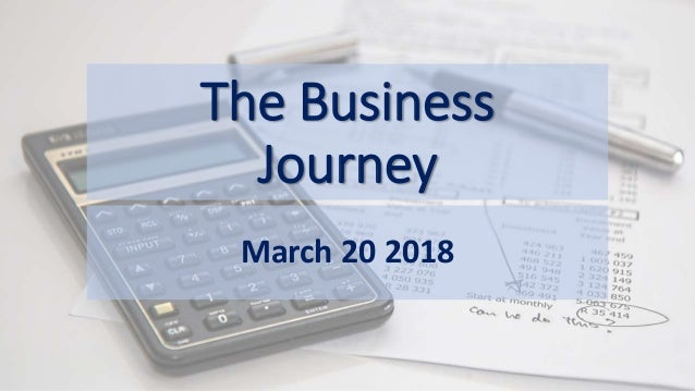 The Business Journey March 20 2018